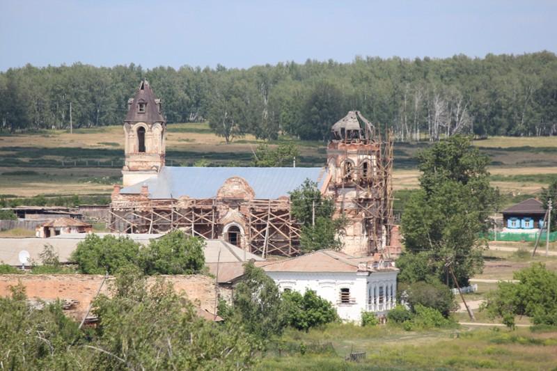 Храм с горы 2